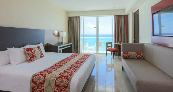 Accommodations - Krystal Cancun - Cancun Mexico - Beach Resort